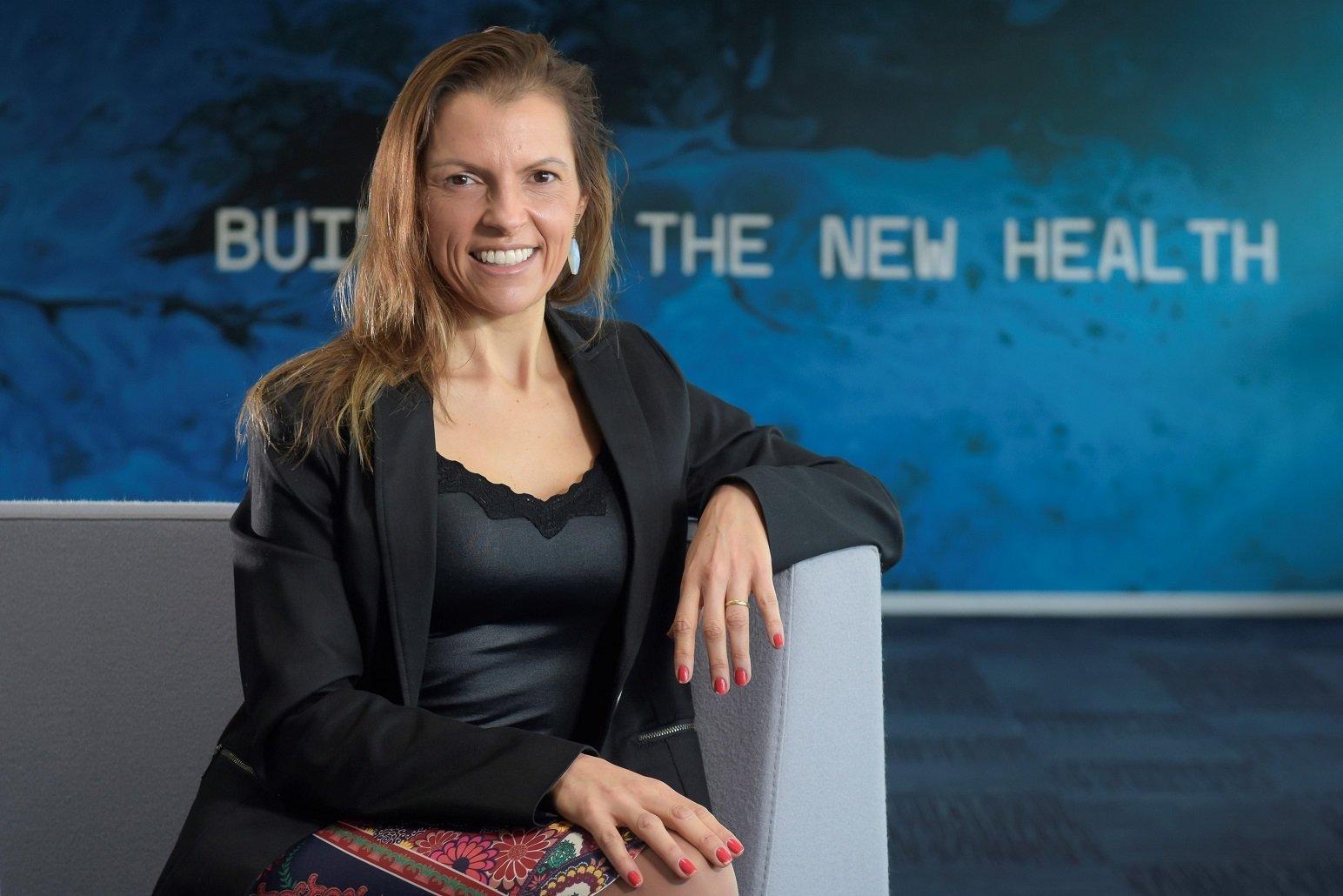 Diana Jardim - coordendora de inovação HSLPUCRS